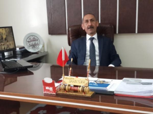 Alaattin ŞAHİNTÜRK - Okul Müdürü